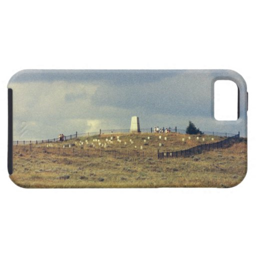 Little Bighorn Battlefield National Monument (phot iPhone 5 Cases
