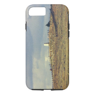 Little Bighorn Battlefield National Monument (phot iPhone 7 Case