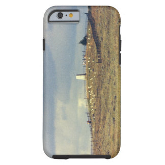 Little Bighorn Battlefield National Monument (phot Tough iPhone 6 Case