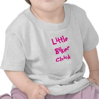 Little Biker Chick Children s Shirt Cute