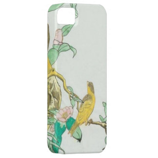 little bird barely there iPhone 5 case