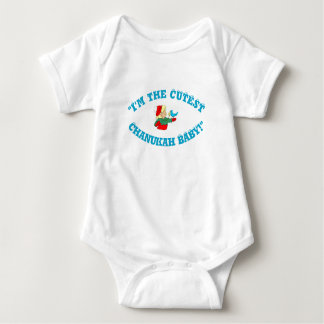 LITTLE BIRD HOLDING JEWISH STAR INFANT OUTFIT BABY BODYSUIT