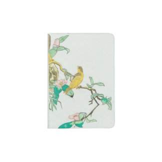 little bird passport holder