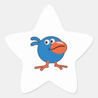 LITTLE BIRDIE STAR STICKER