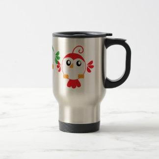 Little Birds Stainless Steel Travel Mug
