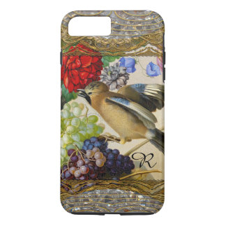 Little Birdy From the Past Monogram iPhone 7 Plus Case