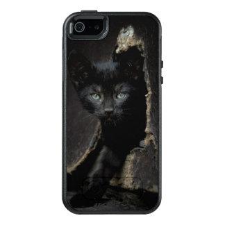 Little Black Kitty OtterBox iPhone 5/5s/SE Case