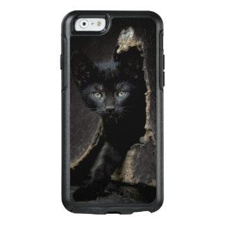Little Black Kitty OtterBox iPhone 6/6s Case