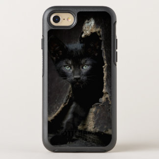 Little Black Kitty OtterBox Symmetry iPhone 8/7 Case