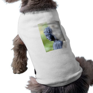 Little Blue Buddha Sleeveless Dog Shirt