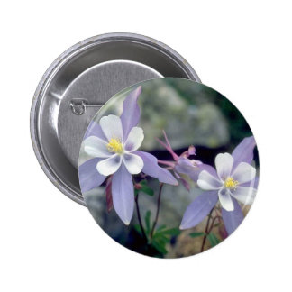 Little blue Flowers Pins