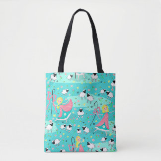 Little Bo Peep all over handbag