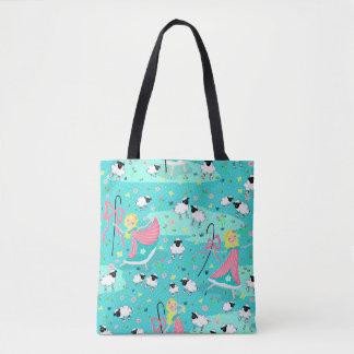 Little Bo Peep all over handbag Tote Bag