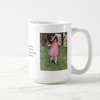 Little Bo-Peep and Missing Sheep Nursery Rhyme Coffee Mug