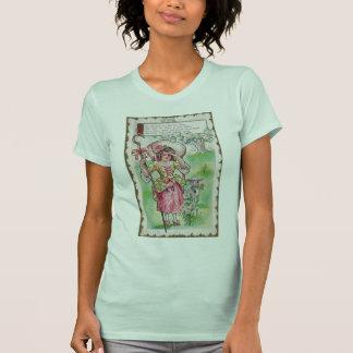 Little Bo-Peep and One Sheep Tee Shirt
