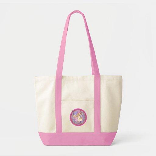 Little Bo Peep Canvas Bag