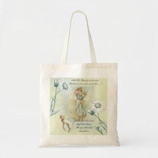 Little Bo Peep Budget Tote Bag