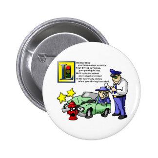 Little Boy Blue 6 Cm Round Badge