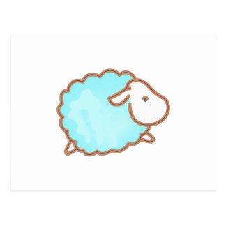 LITTLE BOY SHEEP POSTCARD