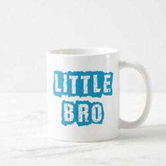 Little bro basic white mug