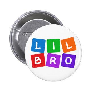 Little Bro button