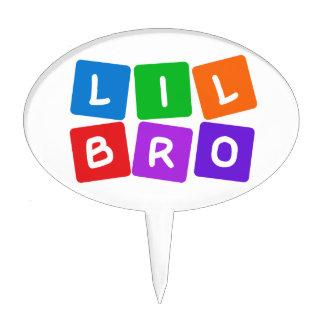 Little Bro cake topper