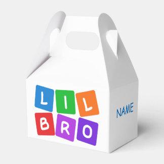 Little Bro custom favor boxes Wedding Favour Box