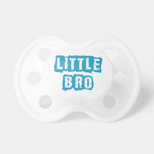 Little bro baby pacifier