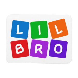 Little Bro magnet