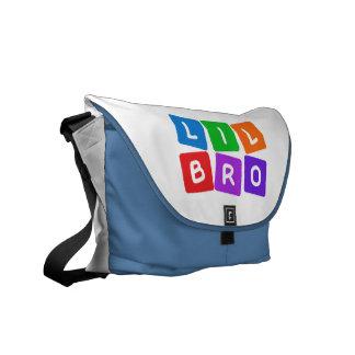 Little Bro messenger bag