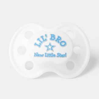 Little Bro New LIttle Star Pacifier