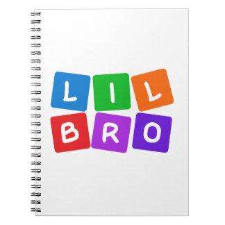 Little Bro notebook