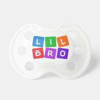 Little Bro pacifier