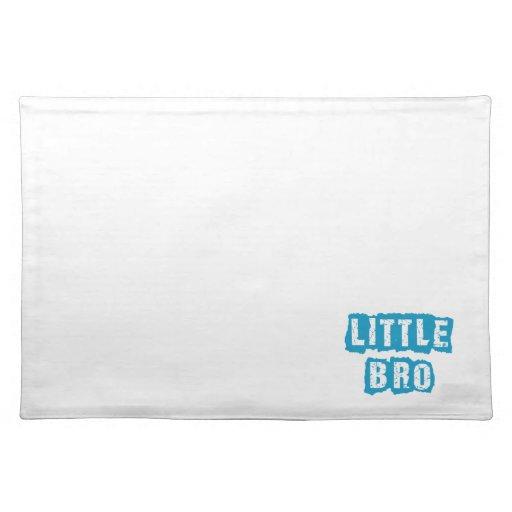 Little bro place mats