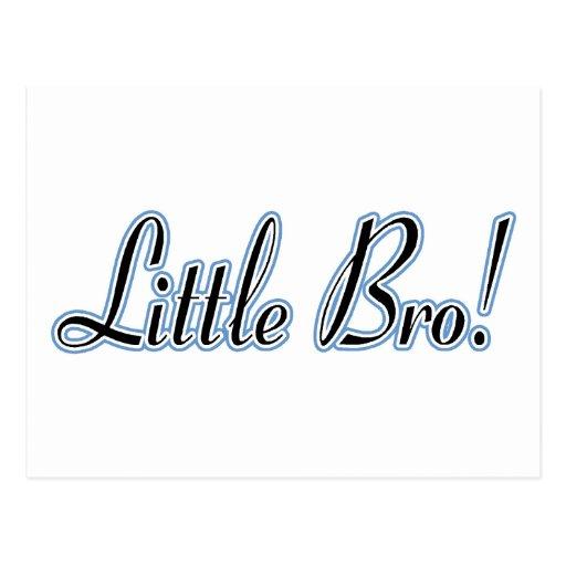 Little Bro! Post Card