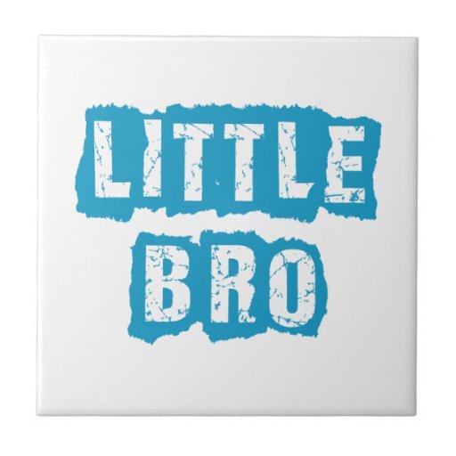 Little bro ceramic tile