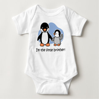 Little Brother - Baby Penguin t-shirts