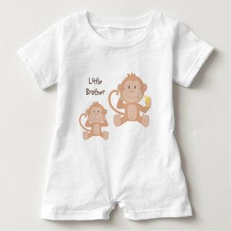 Little Brother Baby Romer Baby Bodysuit