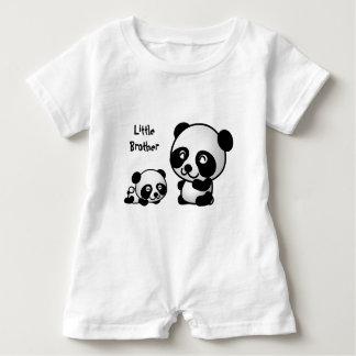 Little Brother Baby Romper Baby Bodysuit