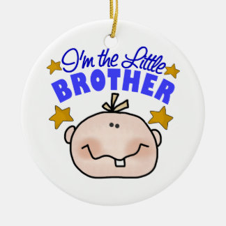 Little Brother Christmas Ornament