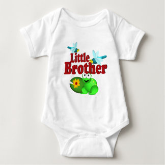 Little Brother Dragonflies Baby Bodysuit