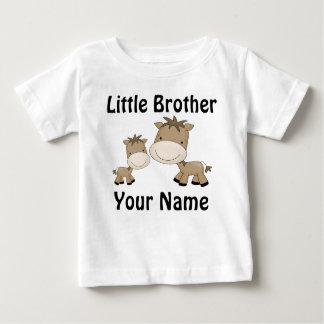 Little Brother Horse Personalized T-shirt