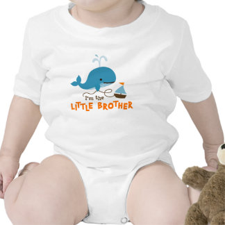 Little Brother - Mod Whale T Shirts