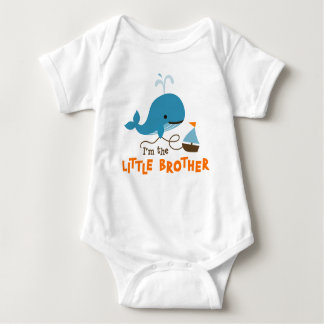 Little Brother - Mod Whale Tee Shirt