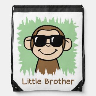 Little Brother Monkey Rucksacks