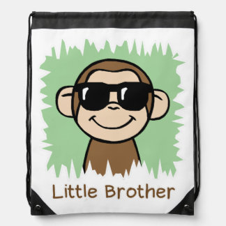 Little Brother Monkey Rucksacks