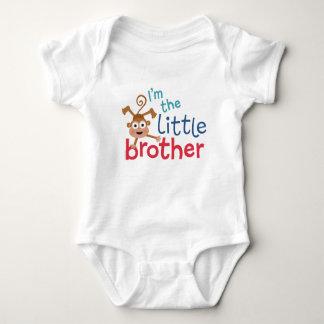 little brother Monkey Tee Shirt