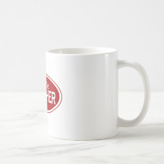 Little Brother (oval) Mugs