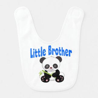 Little Brother Panda Baby Bib