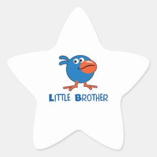 LITTLE BROTHER STAR STICKER